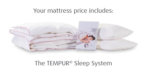 tempur-sleep-system